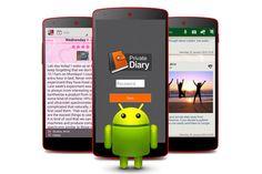 Aplicaciones Android para crear diarios personales