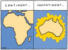 Incontinent