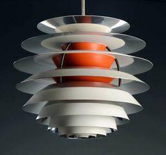 1958 poulsen light