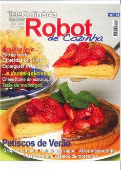 Receitas Robot De Cozinha N  18