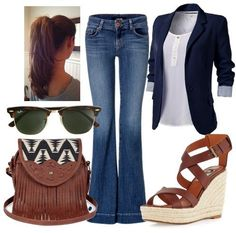looks para o trabalho Makeup Products makeup products names and uses Fashion Moda, Urban Fashion, Work Fashion, Womens Fashion, Fashion Design, Casual Chic, Look Con Short, Look Office, Moda Chic