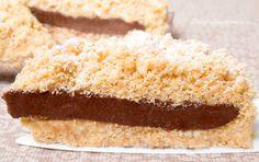 La Sbriciolata fredda alla Nutella è un dolce facile e veloce da realizzare che non richiede alcuna cottura, è troppo golosa, dovete assolutamente provarla!