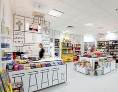 candy store in Melbourne - Red Design Group