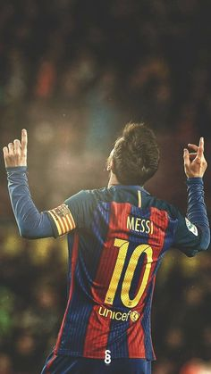 Lionel Messi is Barcelona. Messi Soccer, Messi 10, Best Football Team, Football Soccer, Soccer Theme, Neymar, Lionel Messi Wallpapers, Lionel Messi Barcelona, Argentina National Team