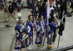 Denver March Powwow – 14 Photos Before Saturday Night Grand Entry