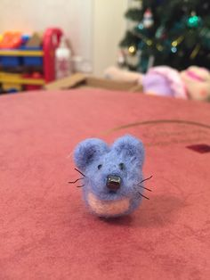 Мой маленький печальный мышь))