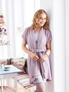 137 1112 B Burda Patterns, Clothing Patterns, Sewing Patterns, Burda Style Magazine, Gilet Long, Blog Couture, Sewing Blogs, Cozy Fashion, Fashion Sewing