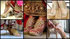 Wedding Sandals to Complete Your Bridal Look.