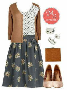 outfit pallete