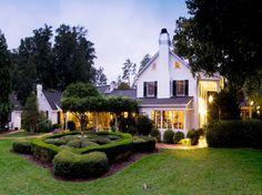 Fearrington House Inn & Restaurant - Pittsboro, NC
