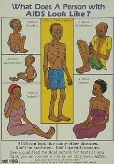 This AIDS campaign poster from Uganda is one from a large IISH collection of AID Std awareness Signs Of Hiv, Hiv Facts, Aids Poster, Aids Virus, Living With Hiv, Aids Awareness, Campaign Posters, Hiv Aids, Corona
