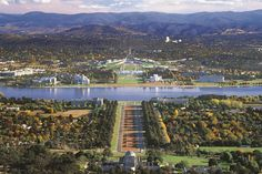 Canberra, the Capital city of Australia