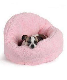 Look what I found on #zulily! Pink OrthoComfort Deep Dish Cuddler #zulilyfinds