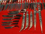 Ножи из Чуста, народные ремесла