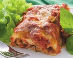 One Dish Cannelloni recipe from Food in a Minute