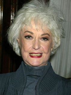 Bea Arthur  Multiple reports say that Arthur was one of the Marine Corps' earliest female recruits