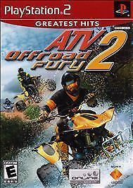 Atv Offroad Fury 2 PS2 Playstation 2 Game Black Lable Flawless Disc in Video Games & Consoles, Video Games | eBay