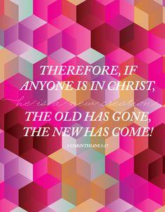New Beginnings quote