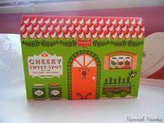 Benefit Cheeky Sweet Spot Gift Set | Christmas 2014 Gift Set, Blush Palette