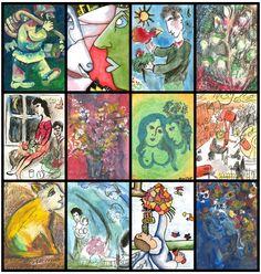 Art History 101: Marc Chagall