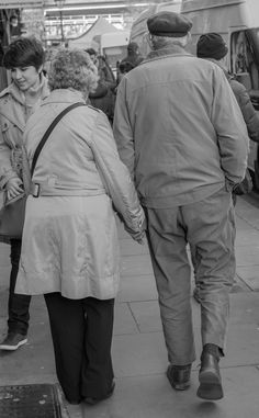 Old Love #photography   #streetphotography   #street   #monochromeworld   #monochrome   #monochromephotography   #blackandwhitephotography   #blackandwhite   #blancoynegro   #noiretblanc   #biancoenero   #people   #peoplephotography   #lovely   #love   #man   #woman   #london   #londonphotography   #londonphotographer  #nikon