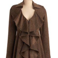 How cute is this coat? <3