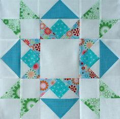 Love this block from Make it Do!