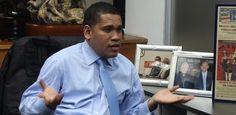 DOS CARAS, UNA SOLA VOCACIÓN ¡EL CRIMEN ORGANIZADO! Leocenis García, el periodista venezolano al servicio del narcotráfico oficial - http://wp.me/p7GFvM-CIN