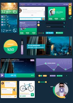 20 Beautiful Mobile User Interface For Your Inspiration