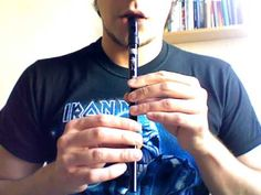 Tin Whistle - Lord Of The Rings