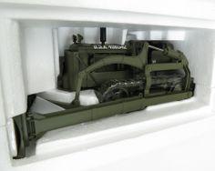 1/16th International TD-14 (M-3) Crawler `US ARMY` Version on Metal Tracks