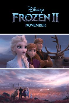All of our favorites are back in Frozen With new music and a new story. For now, this Frozen 2 Teaser Trailer will have to tide us over. Frozen Disney, Frozen Two, Walt Disney Co, Frozen Movie, Disney Nerd, 2 Movie, Disney Love, Disney Magic, Olaf