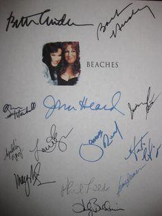 Tracy Reiner, Spalding Gray, John Heard, Garry Marshall, Barbara Hershey, 1980s Films, Film Script, Billy Zane, Mayim Bialik