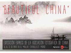 Exposición Beautiful China #Madrid
