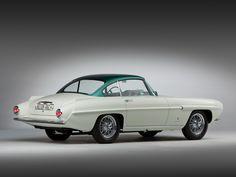 1956 Aston Martin DB2/4 Mk II - Ghia Supersonic