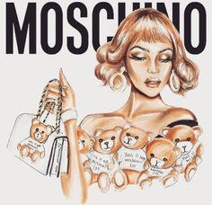 BARBIE DOLL| @moschino by @miss_victoria25| Be Inspirational ❥|Mz. Manerz: Being well dressed is a beautiful form of confidence, happiness & politeness