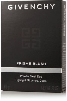 Givenchy Beauty - Prisme Powder Blush Duo - Passion 01 - Pink - one size