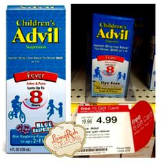 Better Than FREE Children's Advil at Target!  - http://www.livingrichwithcoupons.com/2014/01/childrens-advil-target-deal-better-thanfree.html