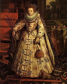 The Peace Portrait: 1580-85 - Queen Elizabeth I