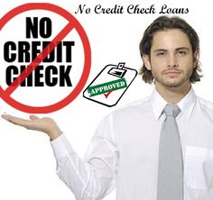 No Credit Check Loans allow an individual to get immediate financial assistance in case of an unexpected expense. Lenders offering these loans do not ask for collateral or credit verification. The best advantage of this loan is that you get it at the shortest possible time. So apply today! http://www.emergencyloansbadcredit.com/no-credit-check-loans.html