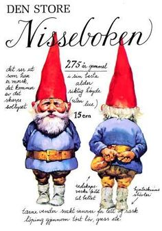Danish Christmas traditions 'Pick a Nisse'