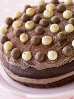 Torta s krémom z Nutelly - Recept pre každého kuchára, množstvo receptov pre pečenie a varenie. Recepty pre chutný život. Slovenské jedlá a medzinárodná kuchyňa