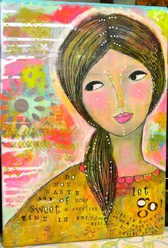 new artwork from Catina jane Gray Studio!  www.catinajanegray.com