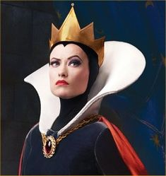 Snow White..... Wicked Queen