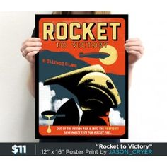 """About this Poster Size: 12""""x16"""" Paper Type: 110# White Cover Paper Let your room decor take flight with this poster!"""