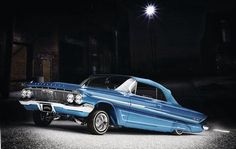 '61 Chevy Impala