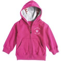 Houston Astros Infant Baseball Zip Hood by Soft as a Grape - MLB.com Shop