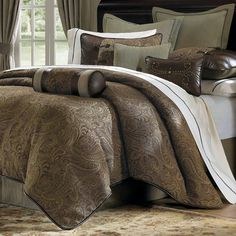 Drummond Western Decor Bedding Collection