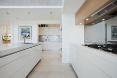 Discover why a custom designed kitchen from Dan Kitchens is like no other. Celebrating over 25 years of building bespoke kitchens in Sydney. White Kitchen Cabinets, Ikea Kitchen, Kitchen Interior, Kitchen Decor, Kitchen Ideas, Cupboards, Custom Kitchens, Bespoke Kitchens, Cool Kitchens