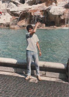 3 desejos na Fontana di Trevi - Roma - It